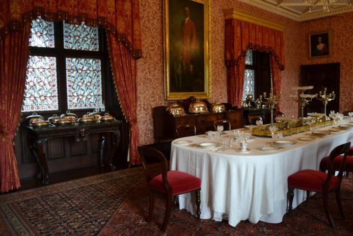 Castello di Kilkenny - camera da pranzo