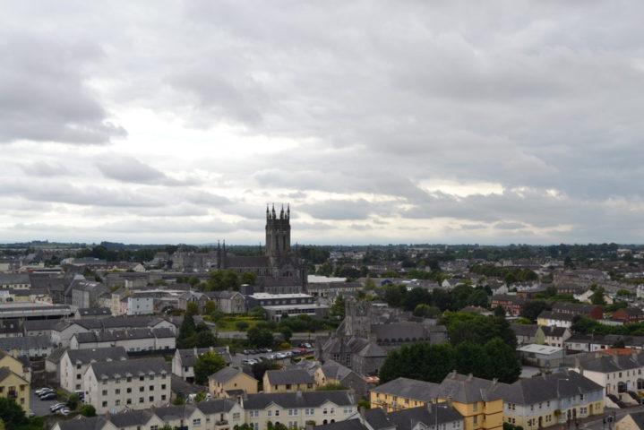 Vista dalla Round tower di Kilkenny