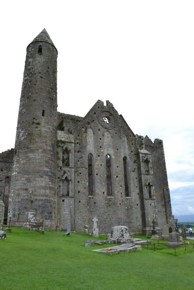 Torre della cattedrale di St. Canice in Irlanda