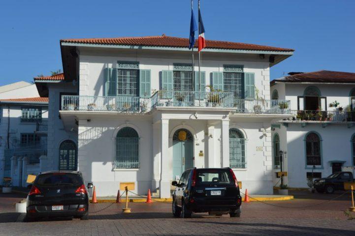 Ambasciata di Francia a Panama City