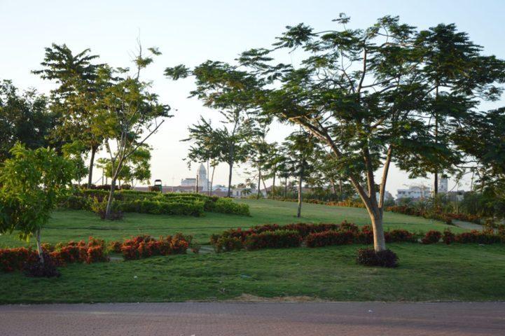 Lungomare di Panama City