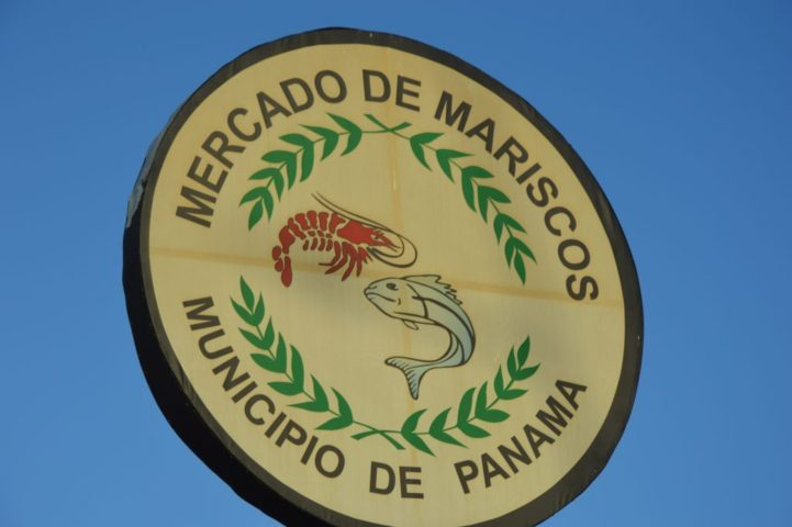 Mercado de marisco - Panama City