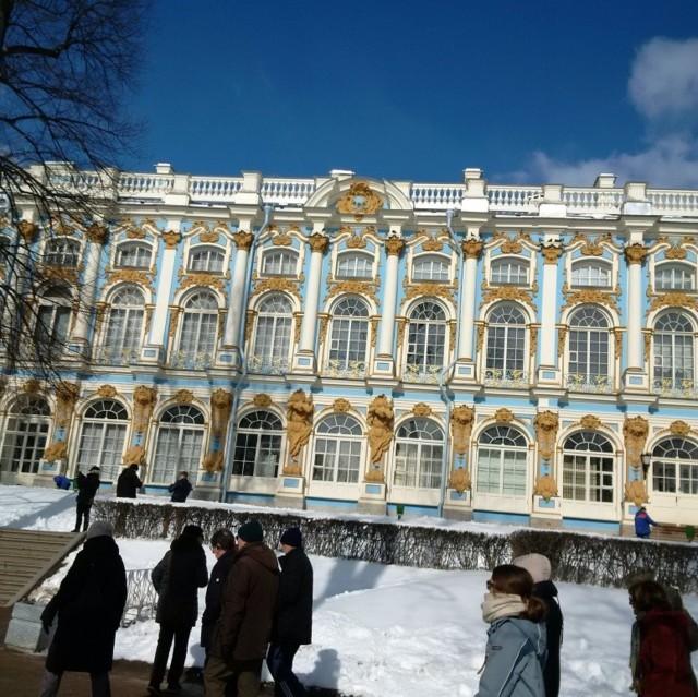 Carskoe Selo - Palazzo di Caterina