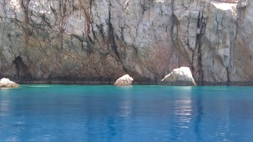 Le piccole Cicladi - Acque caraibiche di Dhrima e Antikeros