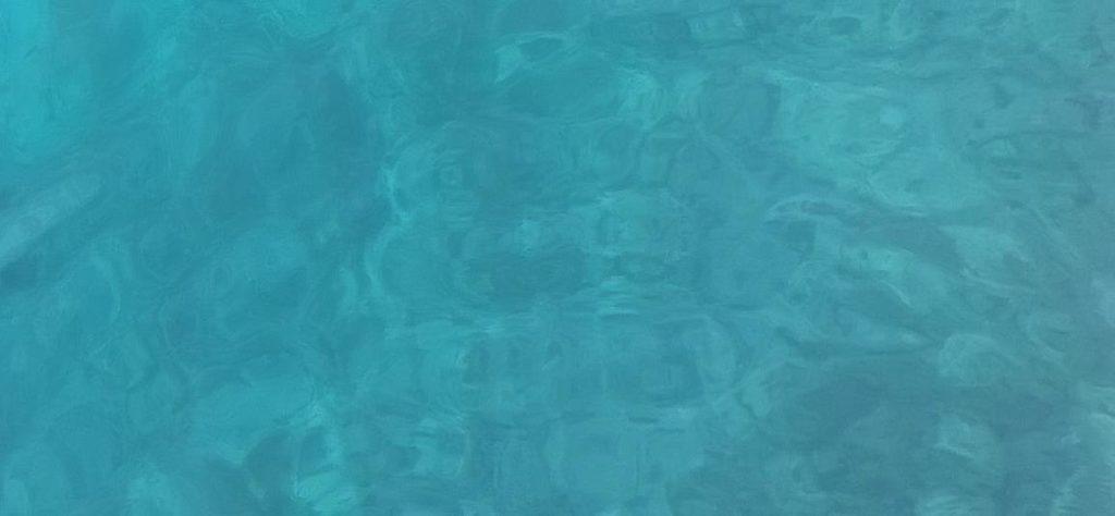 Le piccole Cicladi - La splendida acqua di Skinoussa