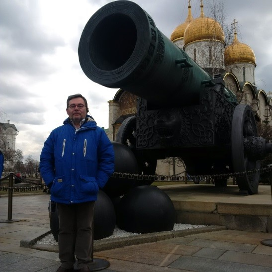 Mosca - Cremlino, Zar dei cannoni
