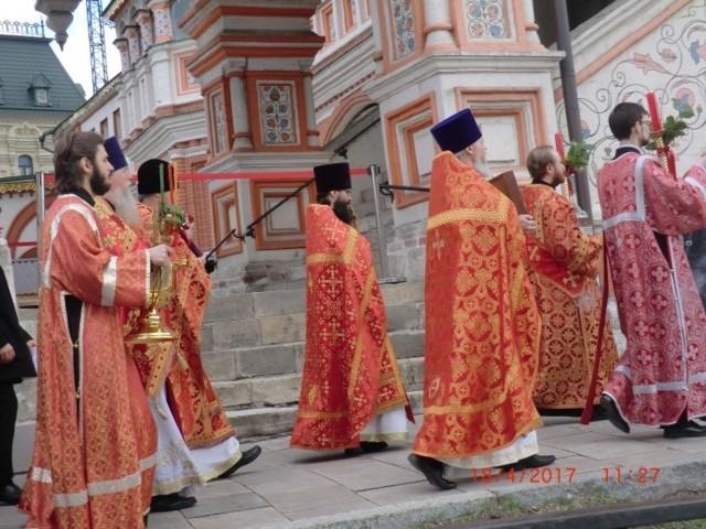 Mosca - Piazza Rossa, Cattedrale di San Basilio2