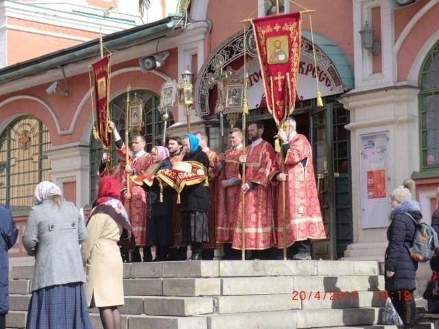 Mosca - Piazza Rossa, Cattedrale di San Basilio3
