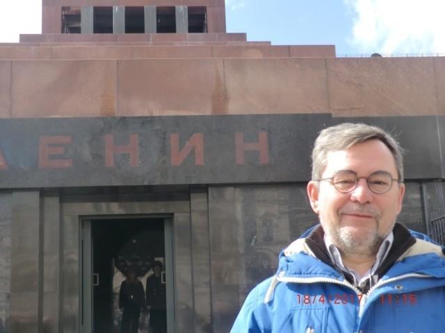 Mosca - Piazza Rossa, Mausoleo di Lenin