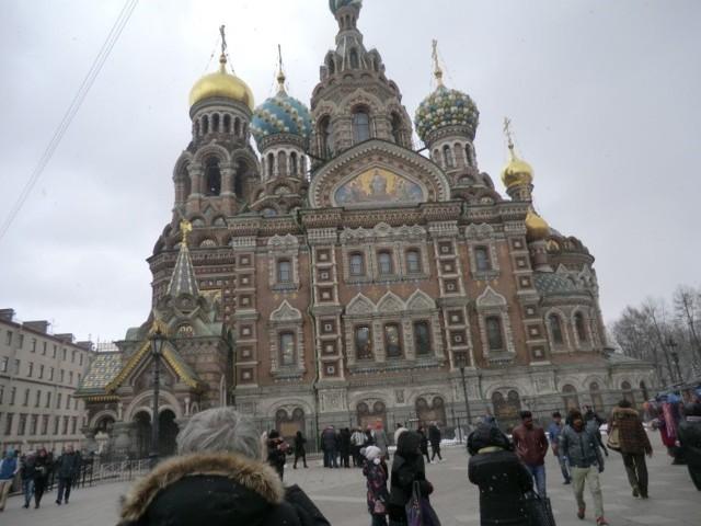 San Pietroburgo - Chiesa del Salvatore sul Sangue Versato