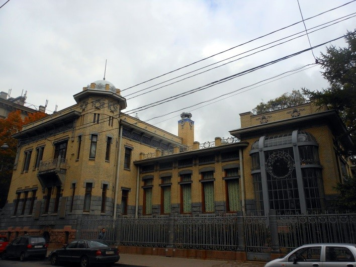 San Pietroburgo - Palazzo Kšesinskaja