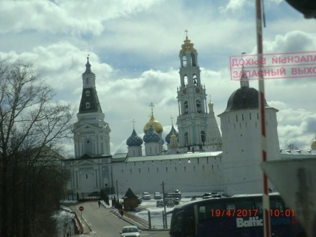 Sergiev Posad - Monastero della Trinità di San Sergio