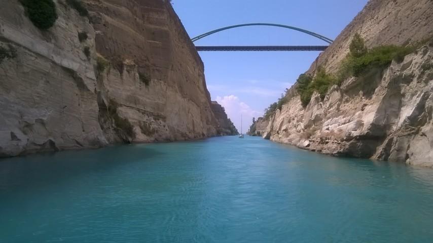 Il canale di Corinto