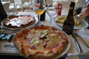 La pizza Napoletana