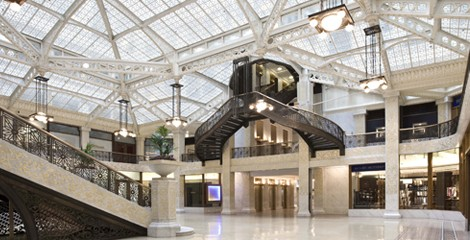 Rookery building Hall