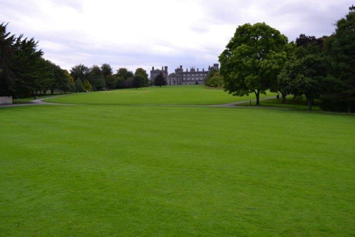 Giardini del Castello di Killkenny