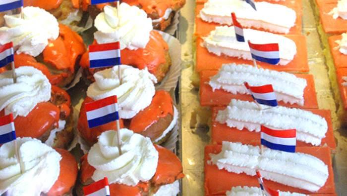 Dolci il giorno del re Amsterdam - Kings Day