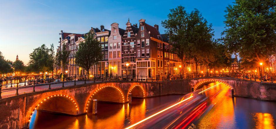 Amsterdam arancione il giorno del re