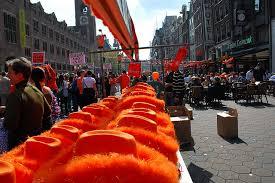 il giorno del re - 27 aprile - Amsterdam