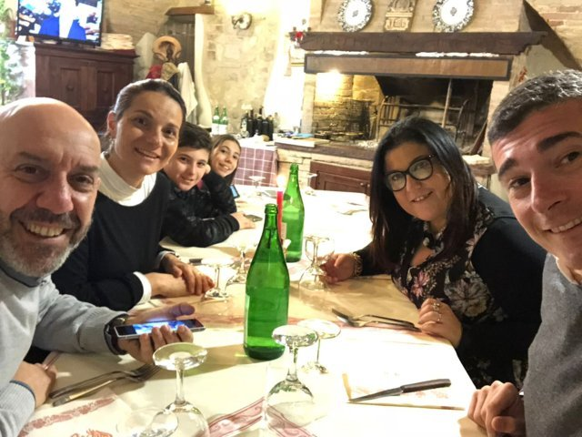 Montefalco - primo ristorante