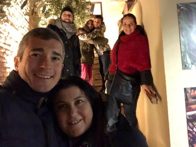 Montefalco - Entrata del Coccorone