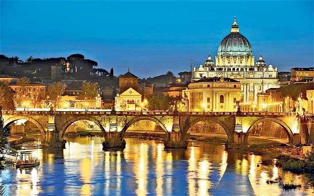 Una Roma low cost