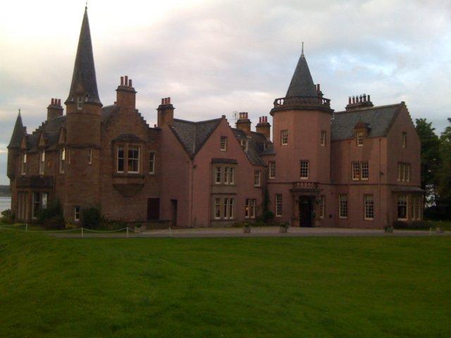 Risalente Inverness Scotland