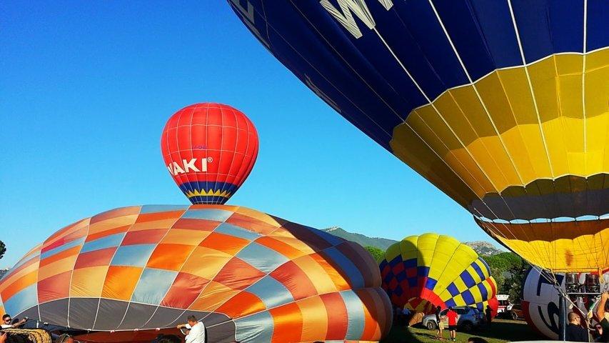 Festival delle internazionale mongolfiere 2
