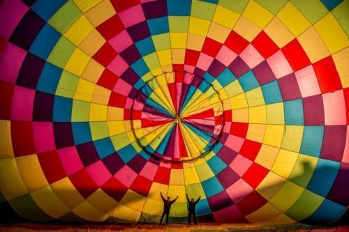 Paestum - Festival internazionale delle mongolfiere 5