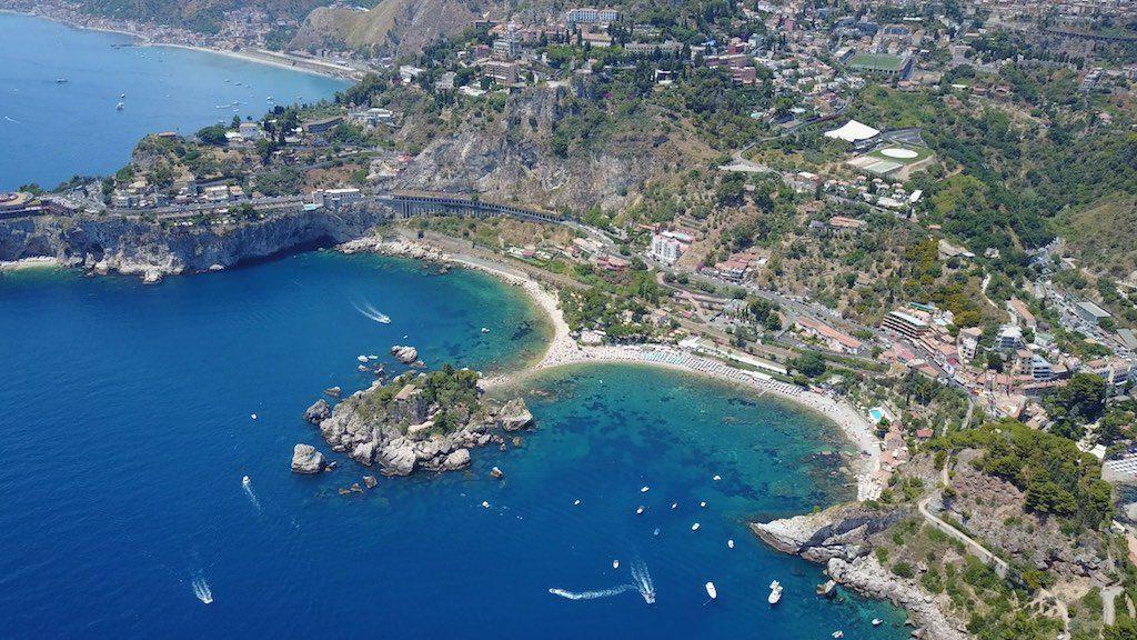 mini tour 5 giorni in Sicilia - Porto dell Etna Taormina