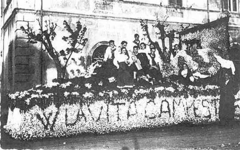 Rocca di Mezzo - la storia della festa