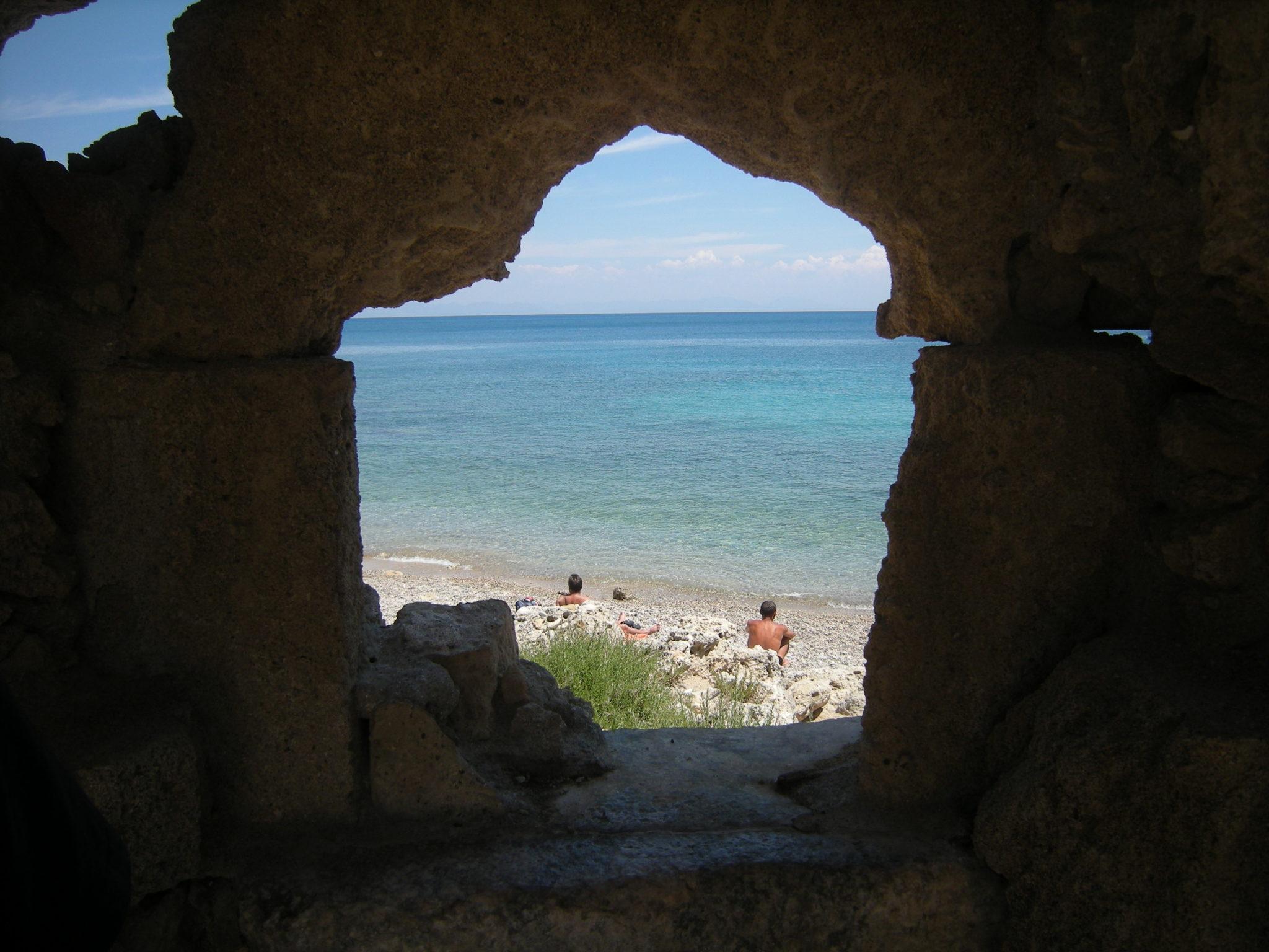 Grecia - Rodi, spiagge