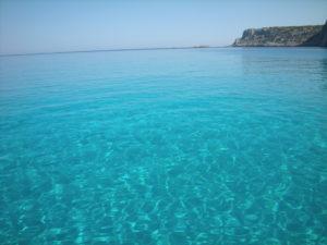 Grecia acque cristalline