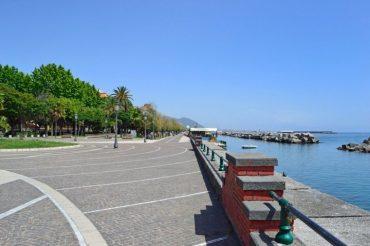 Lungomare Trieste di Salerno